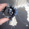 自転車のスプロケットを14Tから16Tへ交換