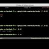 iTerm2 のプロファイルと tmux の色設定を変更した
