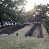 元寇防塁の遺跡。福岡市に数カ所ある防塁遺跡の中で、最も交通の便が良く訪れやすい早良区西新の遺跡を紹介。
