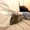今日は銀髪姉さんが横に寝ていた