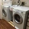 【自宅公開】ようやく洗濯機&乾燥機を設置しました!&ランドリールーム公開!【お部屋公開】