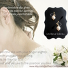 Non Pierced Earrings Tips,Invisible Clip On Earrings Hacks,When You Feel Uncomfortabe