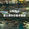 森の中の水族館…山梨県立富士湧水の里水族館に行ってみた!