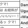 Google スプレッドシートでテキストを一気に翻訳してゲームをローカライズクマ!
