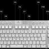 FF14 キーボード&マウスのおすすめセッティング