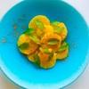 モロッコ風オレンジサラダはスパイスとハーブでより美味しく