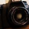 EOS 6Dとマウントアダプターと中古M42タクマーレンズで新お散歩カメラができました