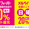3月のキャンペーン最適解 Visaタッチ1000円からメルペイフィーバーまで