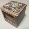 寄木細工風の謎箱『CLUEBOX』の感想