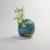 【織部釉・うのふ釉 一輪挿し】箸置き・小皿・花瓶のご紹介【セットでいかが】