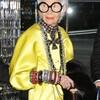 最高齢のファッションアイコン・アイリス・アプフェル・大ぶりジュエリーの着こなし