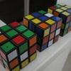 特技はルービックキューブです!と言えるようになるために頑張っています。