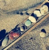 海の石には宝石が入っているのか【4コマ漫画2本】
