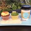 ときめき補給♡抹茶&レッドベルベットのカップケーキ(LOLA'S Cupcakes @六本木)