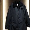 ARPENTEUR /QUART LONG GABARDINE FUR COAT  ~松屋銀座~