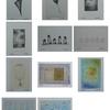 「8cm×12cmの小さなアート」作品追加(#293-#303)