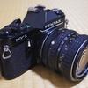 自分と同い年のカメラ PENTAX MV1(1979)
