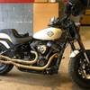 パーツ:Horsepower Inc「X Pipe 2:1:2 M8 Softail」