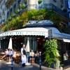 【パリ】いつものお洒落なカフェ。