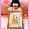 ☆ スタジオアリス 1歳のバースデーフォトが完成 《1歳0ヶ月》