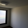 鷹巣3号へ・クロス貼り・ローダー車庫に照明付いた・そして福島出張