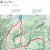 自転車88km+ラン20km