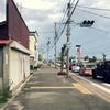 初めて経験した大きい地震と停電