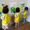 子どもの創造力を育てるフリーペインティング作品集
