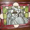 フクロウのステンドグラス 木曜教室