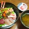 海鮮丼の食べ方 醤油はかけてよしつけてもよし!