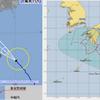 【台風情報】台風15号『リーピ』は台風14号と似た進路に!!気象庁・米軍・ヨーロッパモデルの進路予想では14日に沖縄地方を直撃か!?