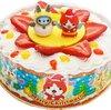『妖怪ウォッチ』や『仮面ライダーゴースト』などクリスマスケーキ4種類が販売開始!!忘れず予約な!