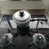 鍋の老い支度(ビタクラフト ミニパン)
