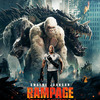 相変わらずドウェイン・ジョンソン主演作品は外しません ◆ 「ランペイジ 巨獣大乱闘」