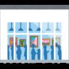 【プライベート】兵庫県立美術館「富野由悠季の世界」/ご存じ「機動戦士ガンダム」の生みの親の回顧展