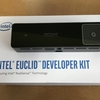 Intel Euclid Developer Kit を試してみた