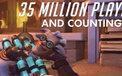 【Overwatch】ついに累計プレイヤー数が3500万人を突破,約1年間でおよそ1500万人の純増か