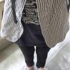 今日の服|カバーオールをシャープに着てみる|ボーイスカウトシャツのレイヤードコーデ