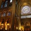 Paris♡ゴシック建築とステンドグラスは必見・ノートルダム大聖堂