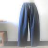 綿麻パンツの修正版です。