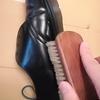 最低限これだけやればOK。靴磨きの方法。