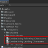 【Unity】The character used for Ellipsis is not available in font asset [XXXX].