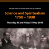 イギリスで心霊主義の国際学会に参加しました