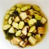 昆布の香りに癒される、青大豆のあっさり煮