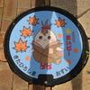 北広島市のマンホールカード ― カラー以外も ―
