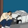 7年くらい前に居眠り運転で事故を起こした話