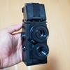 Raspberry Pi Zeroで作るアナログデジタル二眼レフカメラ