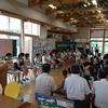 雄武町交流団歓迎集会in武内小学校! 【北と南の楽しい交流】