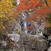 愛媛県久万高原町 石鎚山「長尾根展望所」と「御来光の滝」