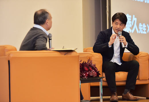 "In Ancient and Modern Times, Vision and Strategy are Key: Masayoshi Son and ""Kingdom"" Comic Book Creator in Conversation"